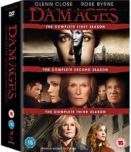 Damages - Seasons 1-3 [9 DVDs] [UK Import]