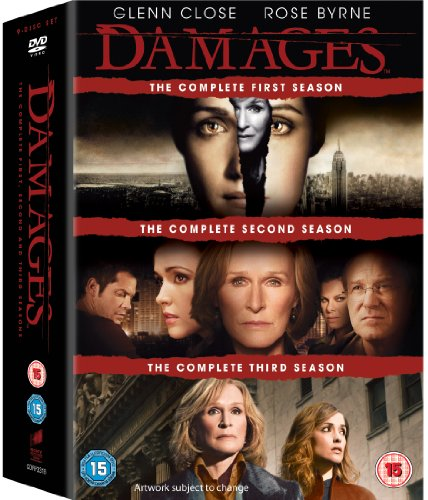 Damages - Seasons 1-3 [9 DVDs] [UK Import]
