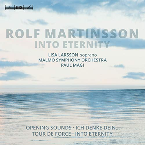 SACD : MARTINSSON / LARSSON / MAGI - Into Eternity