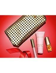 Estee Lauder 4-Piece Beautiful Perfume, Body Lotion, Lip Gloss & Bag