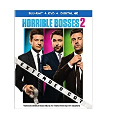 Horrible Bosses 2 [Blu-ray]