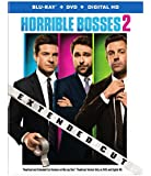 Horrible Bosses 2 (Blu-ray + DVD + Digital HD)