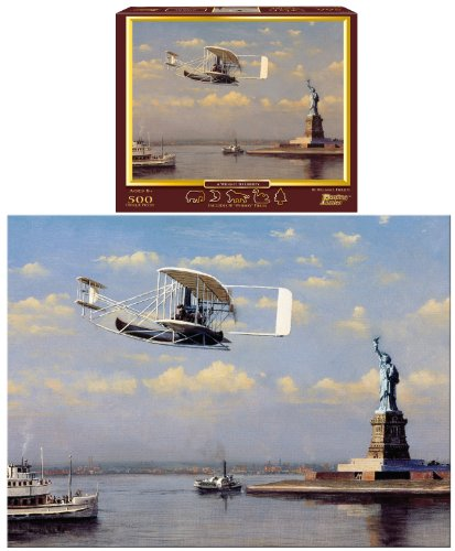 A Wright to Liberty 500-Piece Puzzle - 1