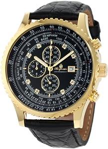 Burgmeister Men's BM320-222 Savannah Chronograph Watch