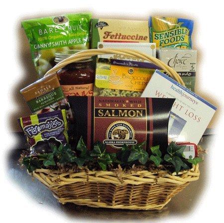 Deluxe Healthy Dieter Gift Basket