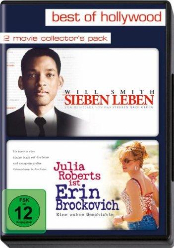 Best of Hollywood - 2 Movie Collector's Pack: Sieben Leben / Erin Brockovich [2 DVDs]