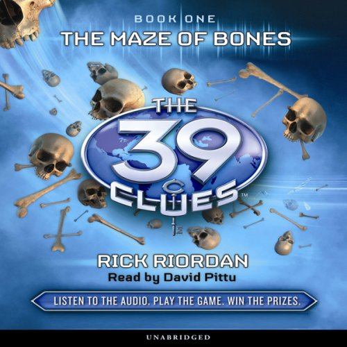 The 39 Clues Book 1:The Maze of Bones
