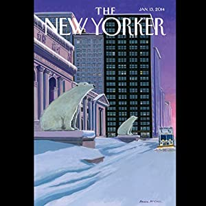 The New Yorker, January 13th 2014 (Rebecca Mead, Evan Osnos, Evgeny Morozov) | [Rebecca Mead, Evan Osnos, Evgeny Morozov]