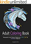 Adult Coloring Book: Relaxation and S...