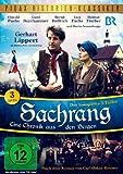 Sachrang - Eine Chronik aus den Bergen - Der komplette Historien-3-Teiler nach dem Roman von Carl Oskar Renner (Pidax Historien-Klassiker) [3 DVDs]