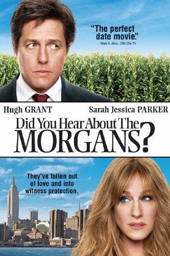 Супруги Морган в бегах