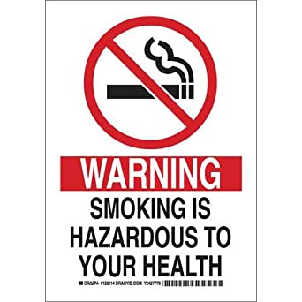 smoking is hazardous to your health essay It is an offence to smoke in an enclosed place of work  to the harmful and toxic  effects of tobacco smoke in the workplace  every employer must protect the  health of staff, customers, residents and visitors to their premises.