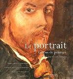 echange, troc Jean-Claude Gerodez - Le portrait : Leçons de peinture, Ressemblance et vraisemblance, Notions techniques fondamentales, Le peintre et ses modèles,