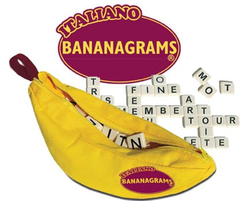 Bananagrams: Italian Version (Version Italiano)