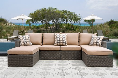 Hampton 6 Pcs Sectional photo