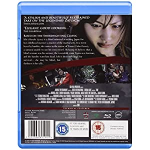 Ichi [Blu-ray] [Import anglais]