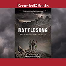 Battlesong: The Icebreaker Trilogy, Book 3 Audiobook by Lian Tanner Narrated by Ann Marie Gideon
