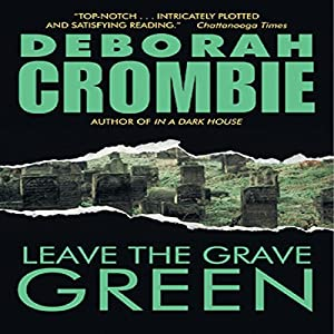 Leave the Grave Green Audiobook