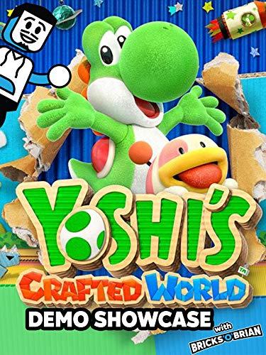 Clip: Yoshi's Crafted World Demo Showcase with Bricks 'O' Brian!