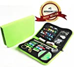 WooCrafts Sewing Kit for Travel,Home,...