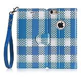 iPhone6s ケース iPhone6ケース,Fyy 100%手作り 良質PUレザーケース 横開き 手帳型 二つ折り カード収納ホルダー&ストラップ付き スタンド機能 マグネット開閉 保護カバー