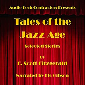 Tales of the Jazz Age - Selected Stories Audiobook