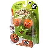 Annoying Orange Kitchen Crew Collectibles Figure Smilin Orange, Pear Whoa Orange