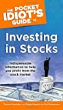 img - for The Pocket Idiot's Guide to Investing In Stocks (Pocket Idiot's Guides (Paperback)) book / textbook / text book