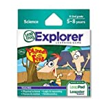 LEAPFROG ENTERPRISES Expl Learning Game Phineas Fer / 39122 /