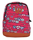 Watercolour Women's Backpack (Multi-Coloured) (TBBTWC0111)