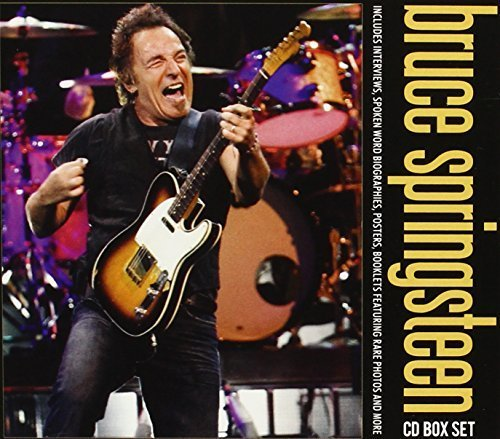 CD Box Set by Springsteen, Bruce (2009-08-11)