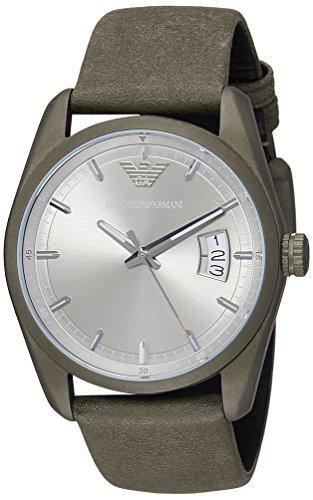 Emporio Armani De los hombres Sportivo Analógico Dress Cuarzo Reloj AR6079
