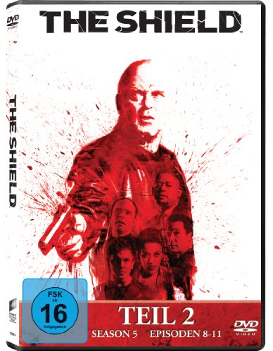 The Shield - Season 5, Vol.2 [2 DVDs]