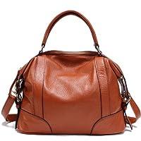 TOP-BAG® lovely women ladies' genuine leather tote bag handbag shoulder bag, SF1006