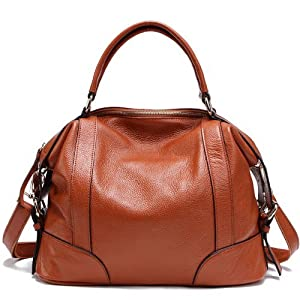 TOP-BAG® lovely women ladies' genuine leather tote bag handbag shoulder bag, SF1006
