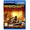 Resistance: Burning Skies