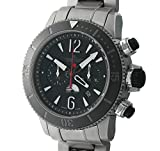 Jaeger-LeCoultre Master Compressor swiss-automatic black mens Watch 178.T1.70 (Certified Pre-owned)