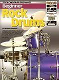 img - for 11807 - Progressive Beginner Rock Drums - Book/CD/DVD book / textbook / text book