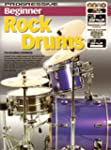 Progressive Beginner Rock Drums Bk&2D...