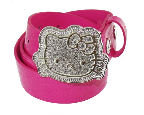 hello-kitty-premier-collection-character-golf-belt-magenta-large-38-inch