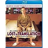 Lost in Translation [Blu-ray] ~ Bill Murray