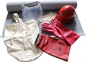 VDE Ausrüstung Satz 7teilig 1000 V Set für Elektro Elektriker Schutzausrüstung  BaumarktBewertungen und Beschreibung