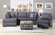 Hot Sale 2-Pcs Sectional Sofa