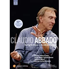 Hearing the Silence - Abbado Jubilee Box [DVD] [Import]