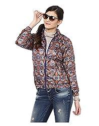 Yepme Women's Multi-Coloured Polyester Jackets - YPMJACKT5169_XS