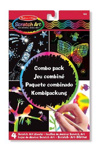 melissa-doug-15804-fogli-di-disegni-scratch-art-pacchetto-combo