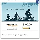 Amazon Gift Card - Facebook - Feliz Dia del Padre (Bicycling)