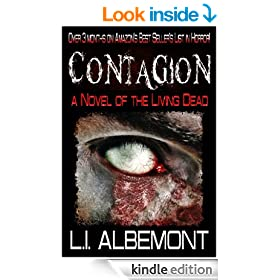 Contagion: A Novel of The Living Dead (The Living Dead Series Book 1)