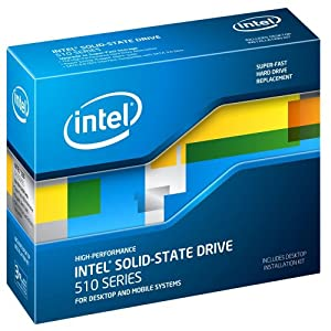 INTEL SSD interno 510 Series - 120 GB