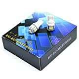 ぶーぶーマテリアル T10 LED ウェッジ球 5連 SMD5050 ポジション 白 ホワイト ランプ 2個セット 車 【カーパーツ】